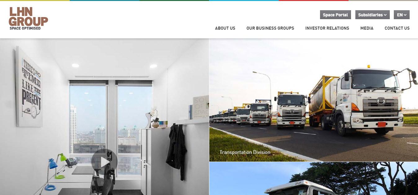 Website design trends in 2019.